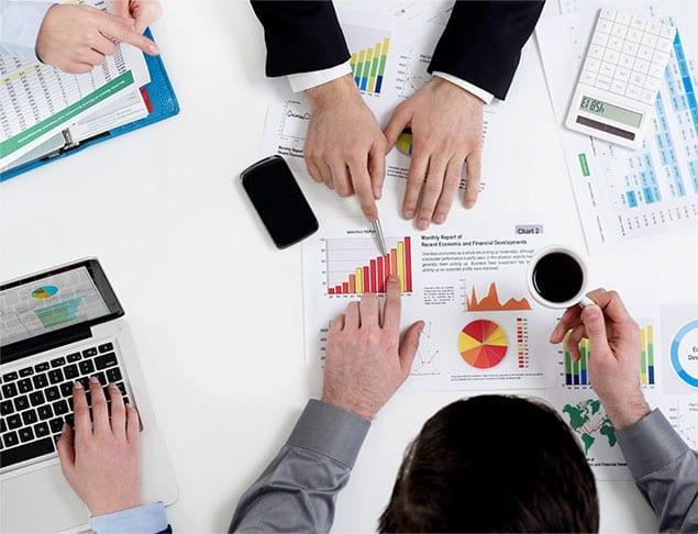 services financiers pour PME et professionnels